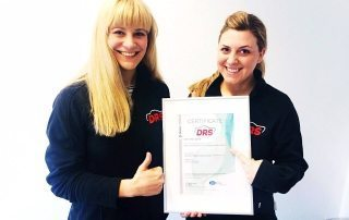 DRS DIN ISO 9001 2015 Zertifizierung