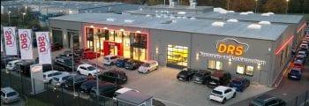 2019 <br> inauguración del Smart Repair Center de DRS en Isenbüttel (Wolfsburg, Alemania)